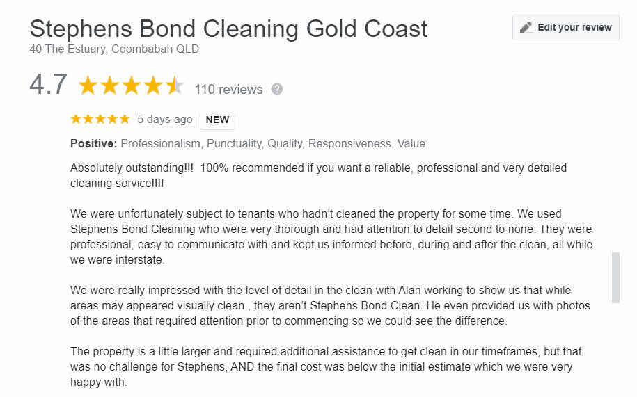 best review